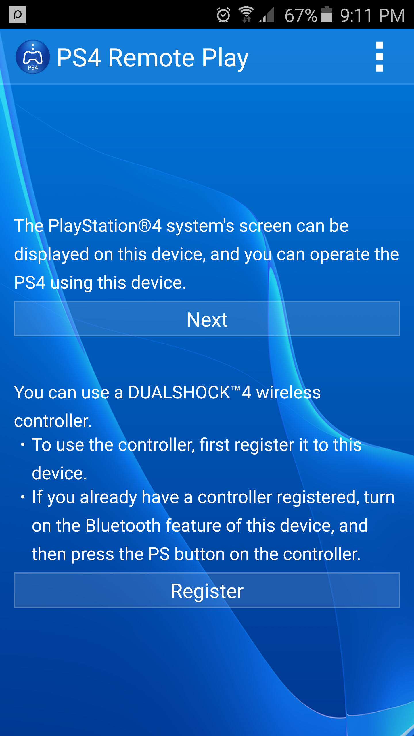 PlayStation 4 Remote Play For All Android Phones