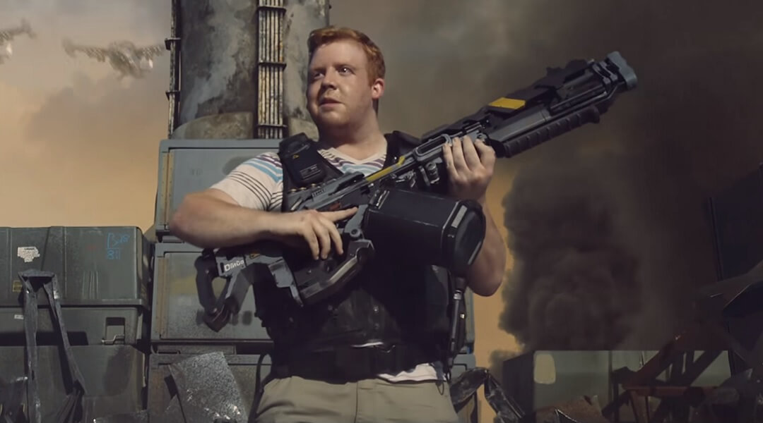 Call of Duty Black Ops 3 - Live Action Trailer - video ...